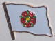 Lancashire pre-2008 County Flag Enamel Pin Badge